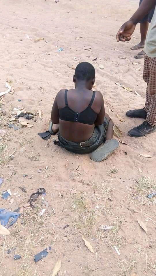Woman Subjects 13-year-old To Maltreatment, Send Her Unclad To A Tailoring Shop (Photos)