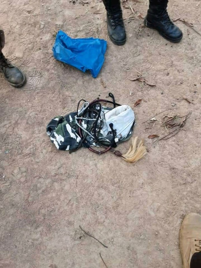 Soldiers Kill 3 Bandits, Arrests 4, Recover Arms And Ammunition In Benue (Graphic Photos)