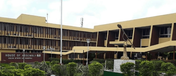 Unknown Men Made Away With Ogun Assembly Mace