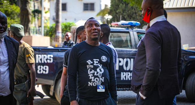 Sowore in court 8