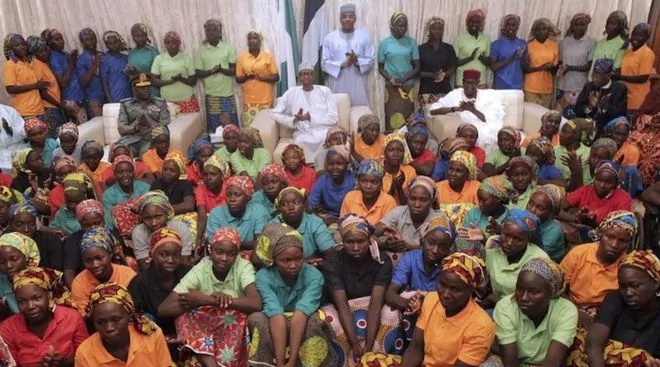 JUST IN: Some Chibok Girls Escapes From Boko Haram Captivity