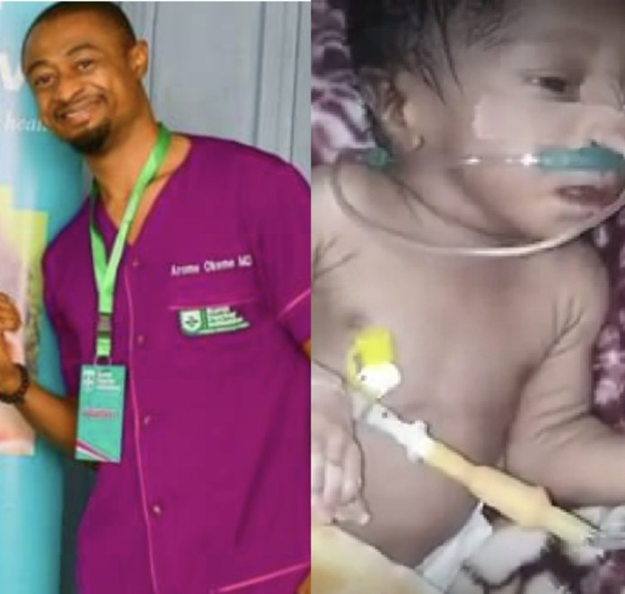 Nigerian Doctor Narrates His Battle To Save 8-day Old Baby And A 22-year-old Patient Who Drank Rat Poison