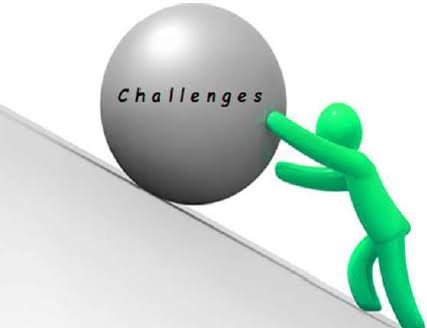 THOUGHT FOR TODAY : Challenges