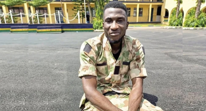 Police Arrests Dismissed Soldier Who Fled North-East For Aiding Imo Jailbreak