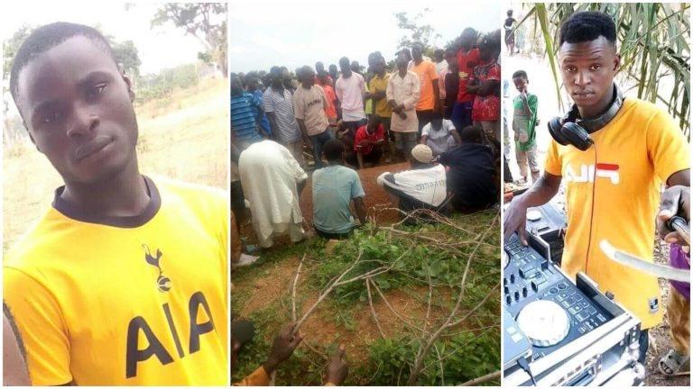 2 Students K!lled While Protesting School Fees Hike In Kaduna, Buried (Photos)