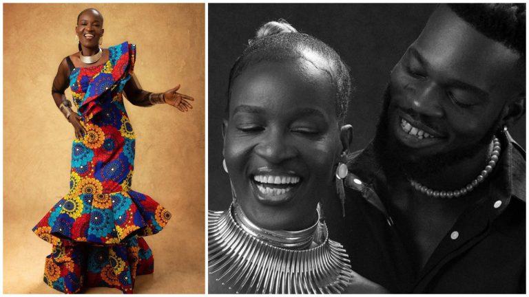 """To The Woman Who Became My Father""- Brodashaggi Celebrates His Mum On Birthday"