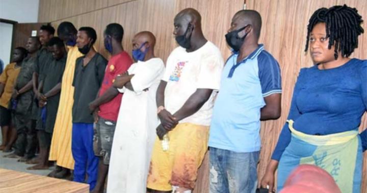 DSS K!lled 5 Persons, Took Away Their Bodies, Took N3m, Jewelries & CCTV Box