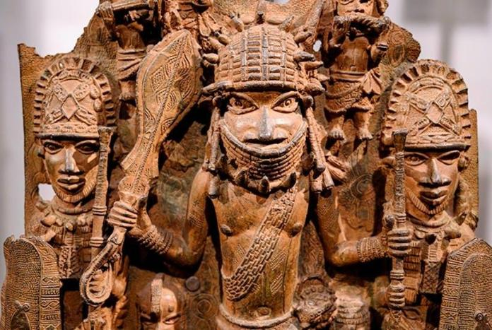 FG To Take Possession Of Looted Benin Bronzes