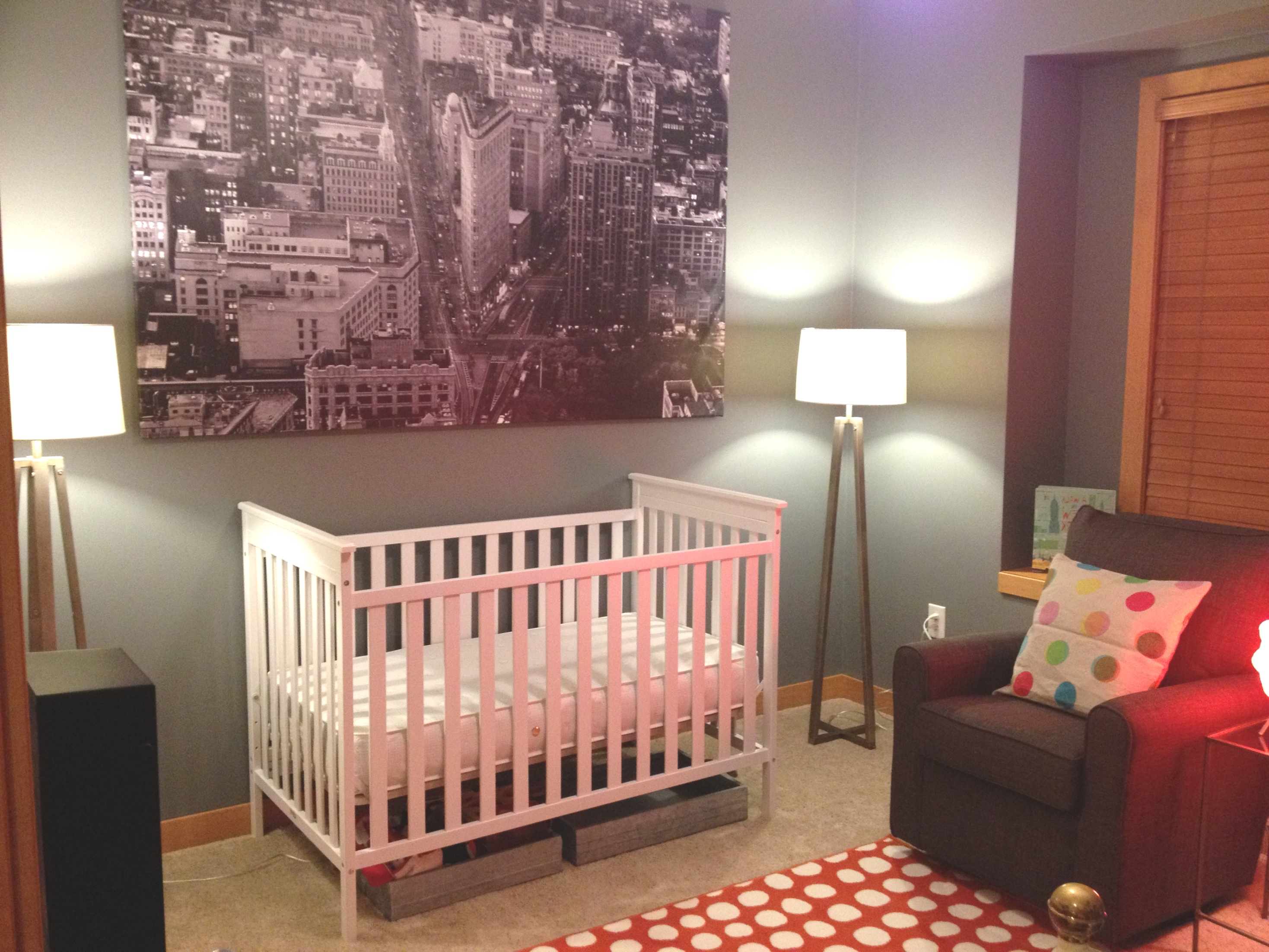 New York City Themed Bedroom Freshsdg