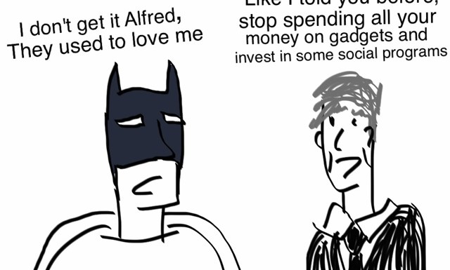 Toon: Occupy Gotham