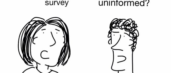 The secret to high response rates, 5 follow-up cartoons