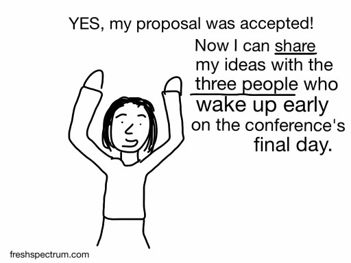 Proposal accepted