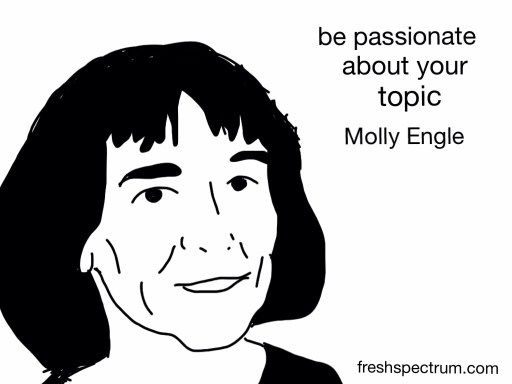 Molly Engle Advice