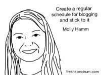 Molly Hamm Advice