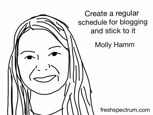 Molly Hamm Advice