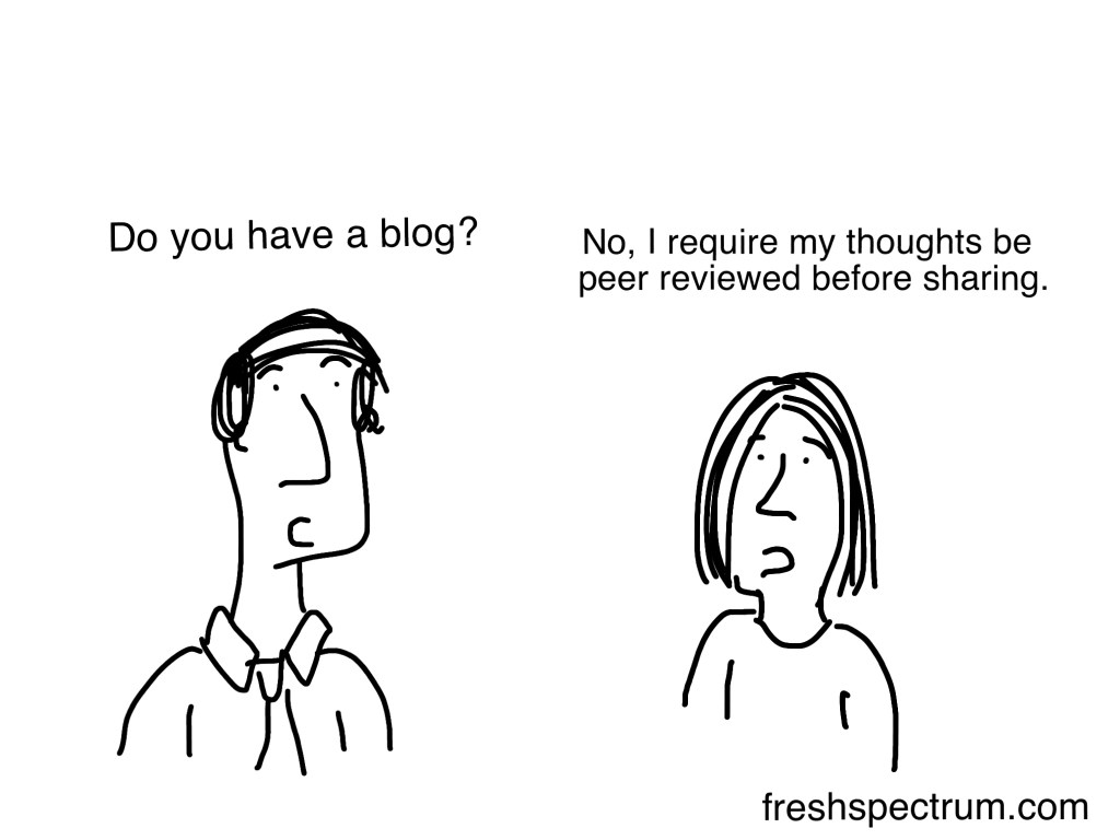 4 reasons to have a blog, even if you don't blog