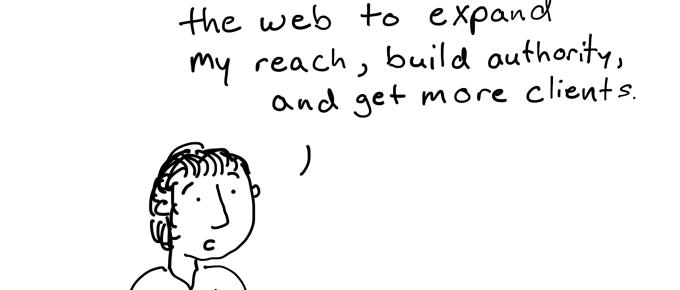 Holistic Content Marketing – A Comic Journey