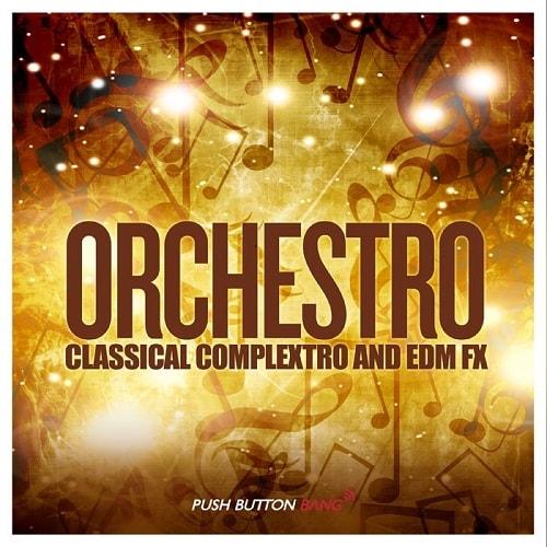 PBB Orchestro - Classical Complextro & EDM Loops & FX WAV