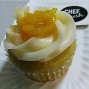 Ciroc Mango Infused Cupcakes