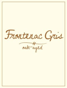 Oaked Frontenac Gris Label