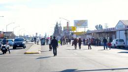 Fresno protests police brutality #BlackLivesMatter