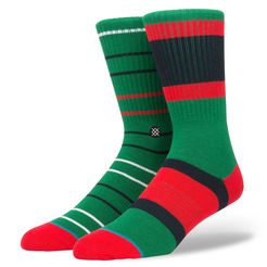 1b8d1392a8736 Stance also has a variety of holiday-themed socks. I like the Slay Ride  style for women and the Unit 32 for men.