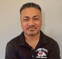 Head coach for Fresno State University women's rugby