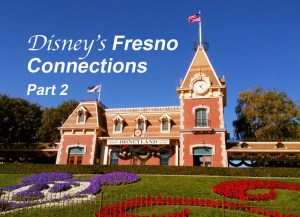 Disney's Fresno Connections Part 2: The Mouseorail, Scoopy, and Frank