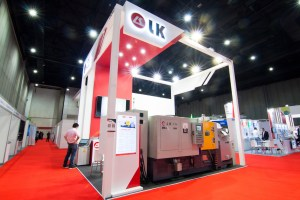 LK Trade Show Stand
