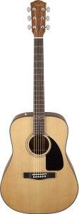 Fender CD-60 V3 Acoustic Guitar Natural, Walnut Fingerboard