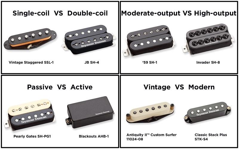 guitar-pickup-types