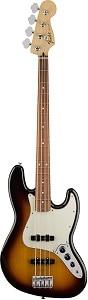 Fender Standard Jazz Electric Bass Guitar