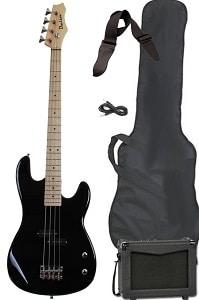Full Size Electric Bass Guitar Starter Beginner Pack