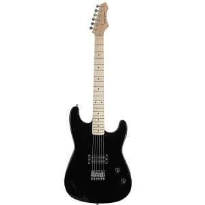 Jameson Guitars RWGT280 BK GCP Full Size Black Electric Guitar