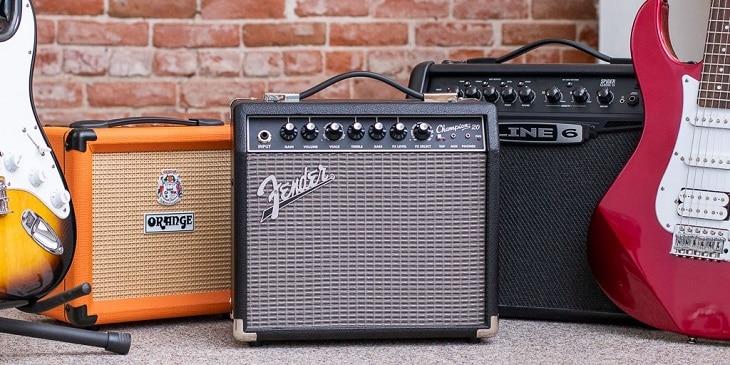 Best Fender amp for blues