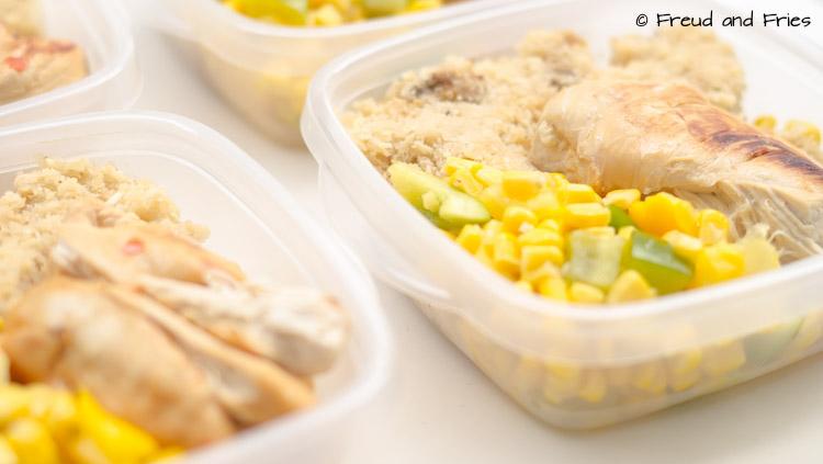 Monday Meal Prep- een opgeruimde keuken | Freud and Fries