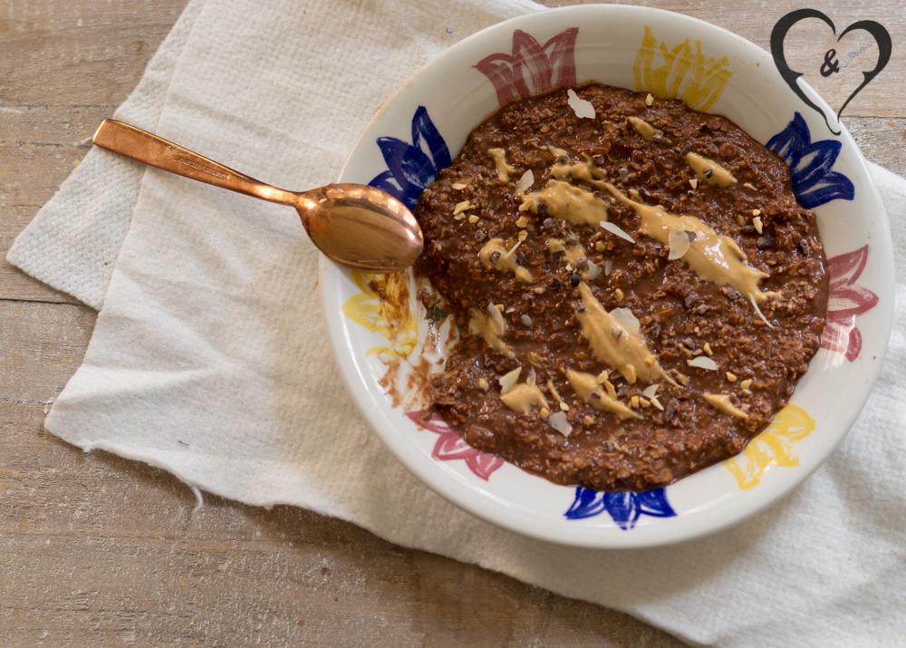 Chocolade-kaneel ontbijtkoek| Freud and Fries