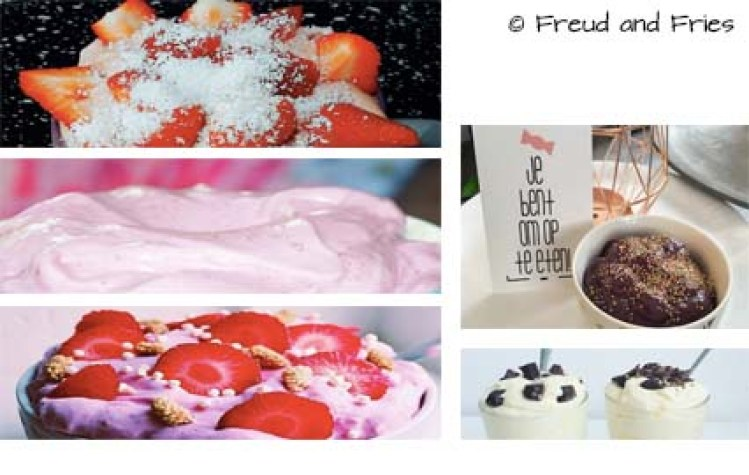 Saturday's Spotlight #9 ♡ Protein Fluff