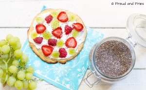 Fruity ontbijtpizza | Freud and Fries