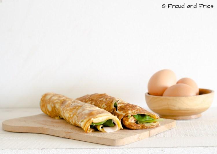 Gevulde eggroll | Freud and Fries