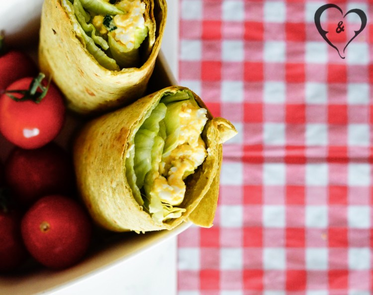 Italian egg wrap | Freud and Fries