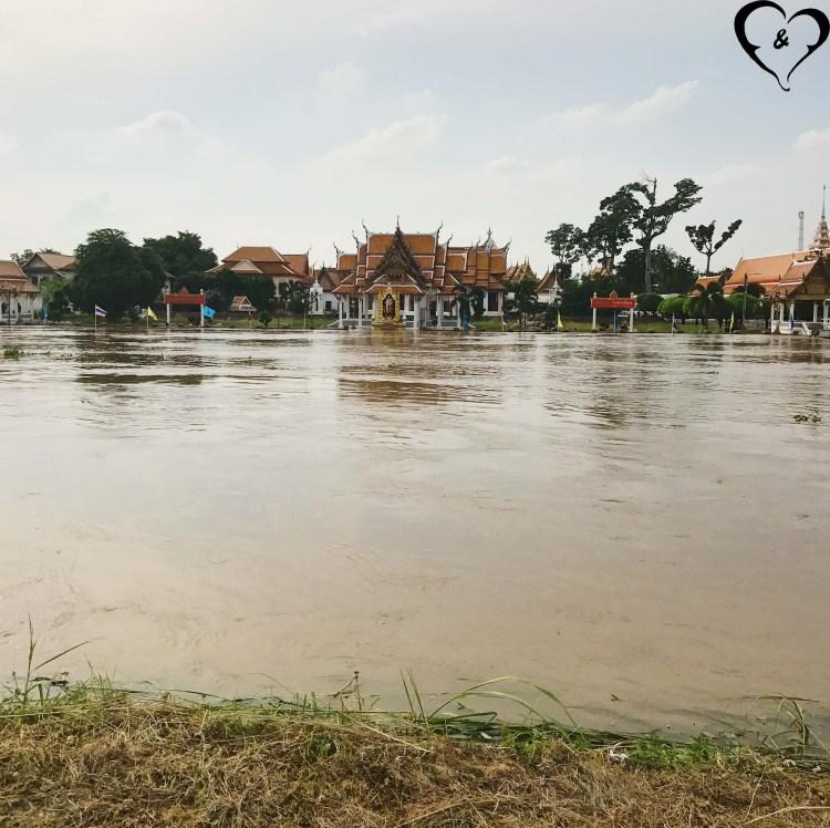 Travel ♡ Ayutthaya- Fietsen op de snelweg en nachttrein