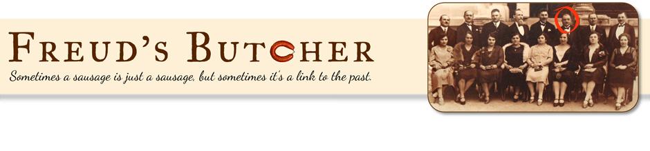 Freud's Butcher
