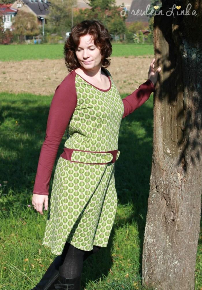 Frau Alma Nelvita olive 2