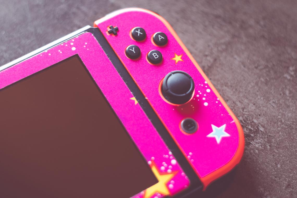 Nintendo Switch Folie