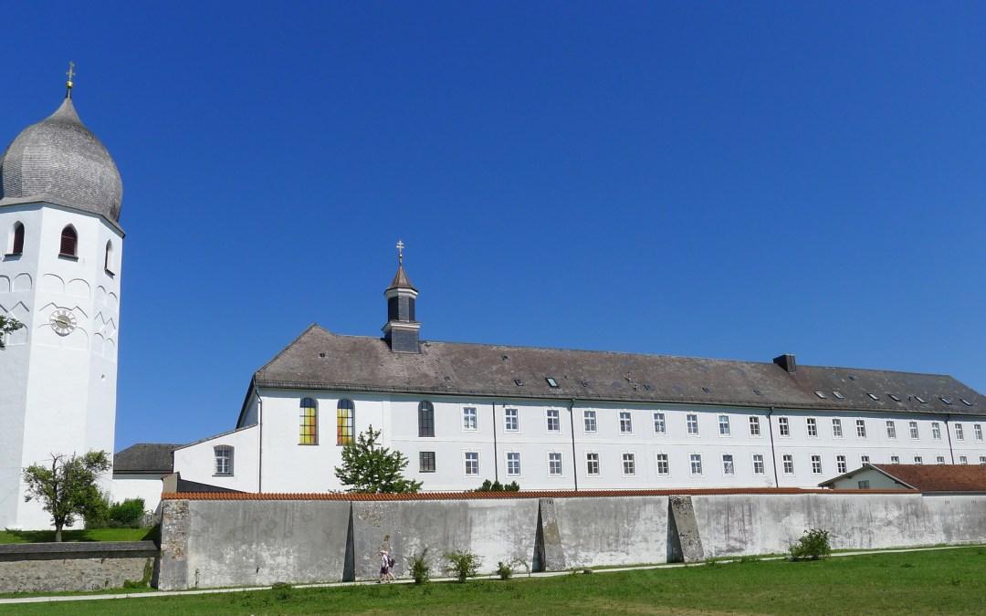 Kloster Frauenchiemsee: verschiedene Bauvorhaben