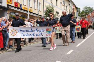 Umzug-Grenzlandfest-Zwiesel