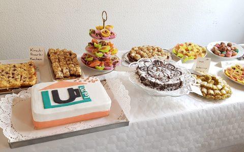 Lui20-Eröffnungsbuffet