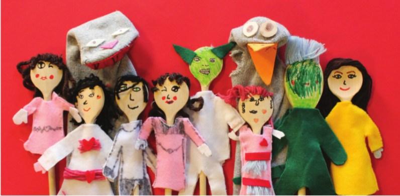 "Ferienprojekt ""Wir lassen die Puppen tanzen"""