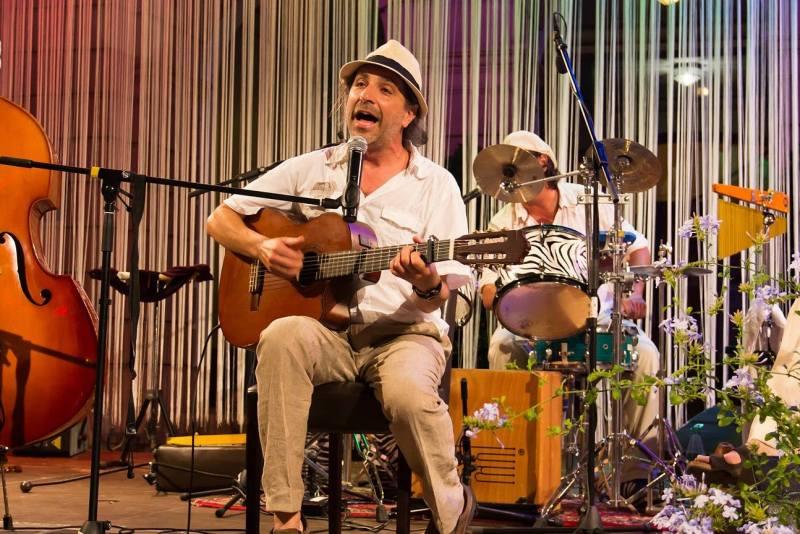 Pepe Cuesta auf der Bühne. © pepecuesta.com